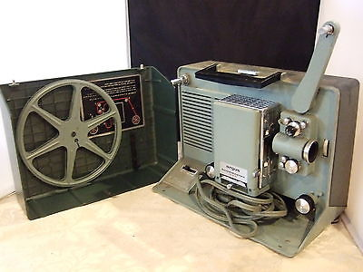Vintage Argus Showmaster 500 Film Movie Projector