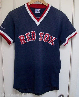 Boston Red Sox Minor League Game Used Worn Jersey