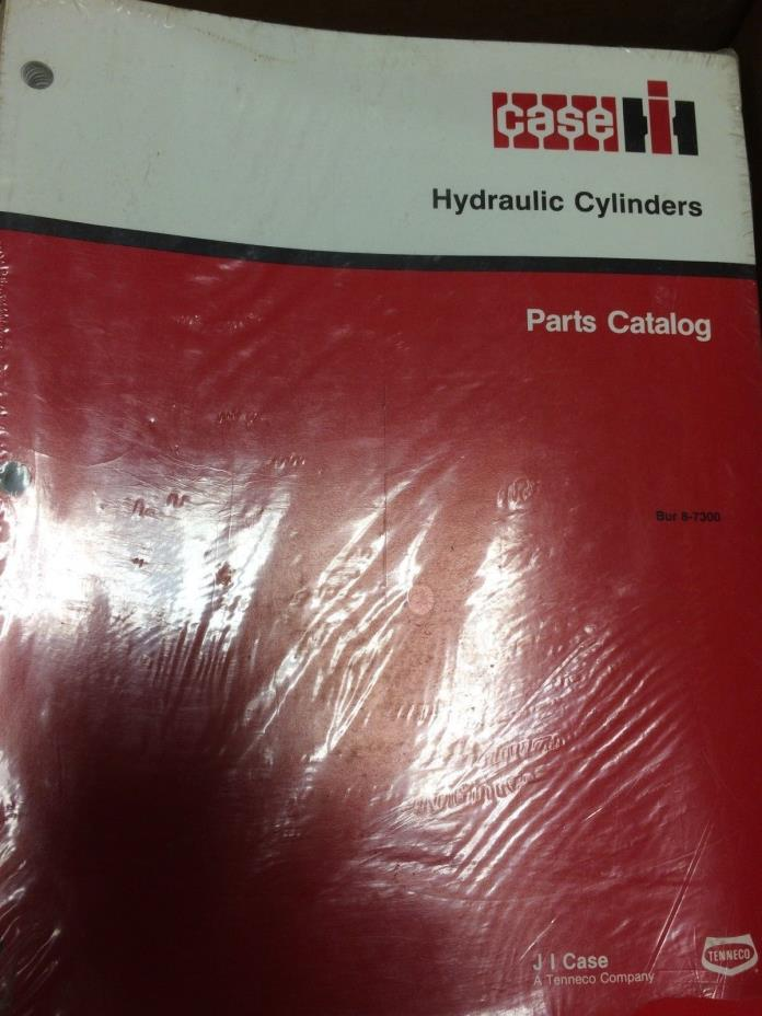 Case Parts Catalog for Hydraulic Cylinders