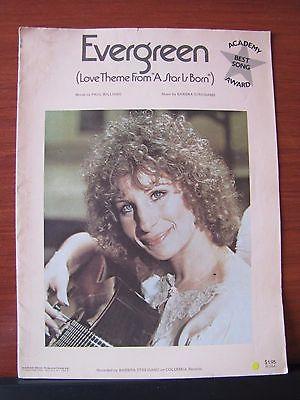 Evergreen (Love Theme of