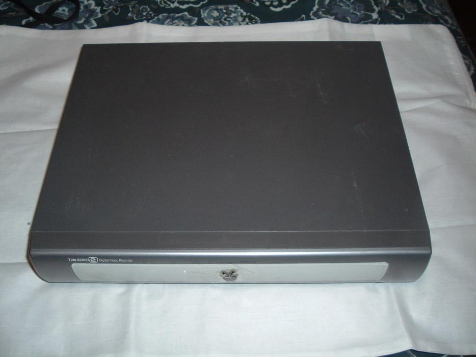 TiVo Series 2 with Lifetime Service + remote FAST SHIP