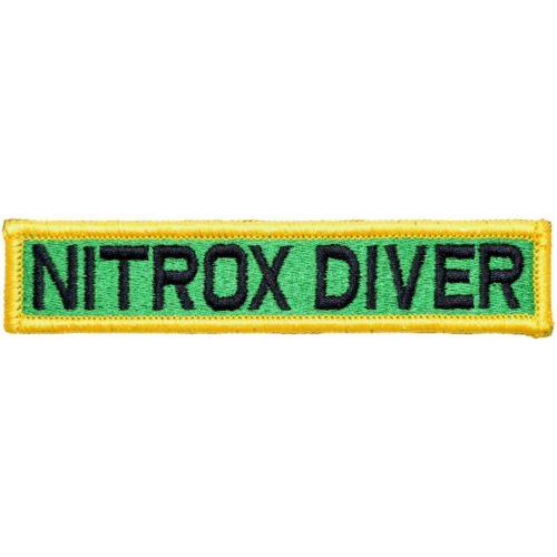 Nitrox Diver - 1x5 Patch