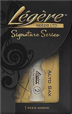Legere ASG300 Signature Series Eb Alto Saxophone No. 3 Reed Other Accessories