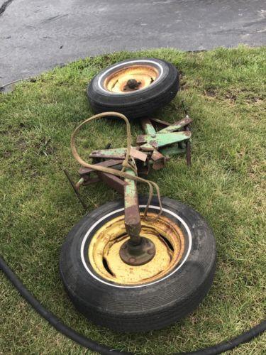 John Deere Cultivator Wheels