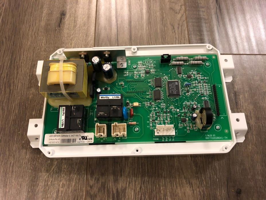 Maytag Dryer Interface Control Board | 6 3407190 | 63407190 |
