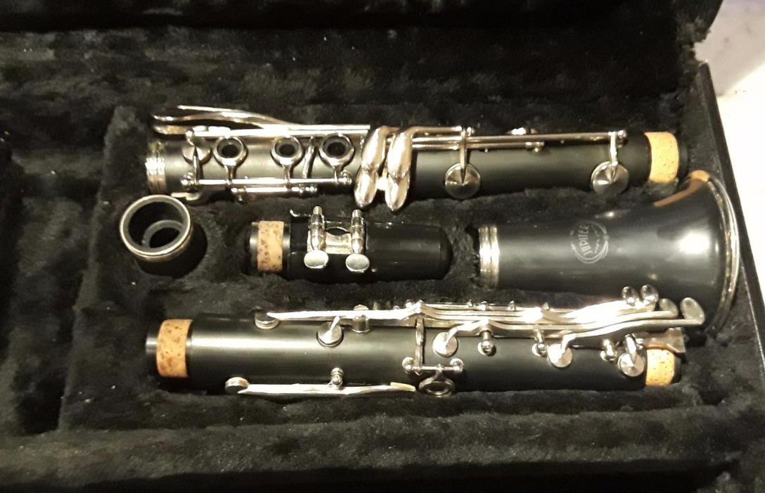 Jupiter Clarinet, Brand New with Case