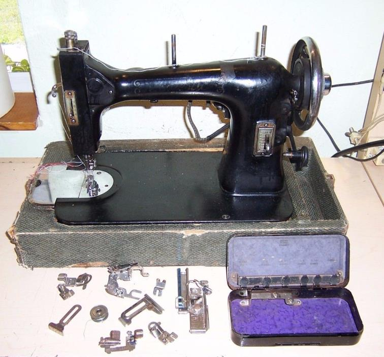 Vintage Majestic Sewing Machine 1927 15X7403
