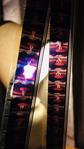 Set of 2 Original Vintage Popeye Show 16mm Film Reels Saturday Morning Cartoons