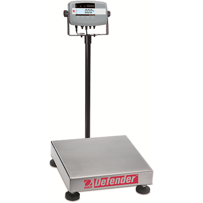 Ohaus Defender 5000 Bench Scale (D51P250QX2) (80501158) FREE 3 Year Warranty