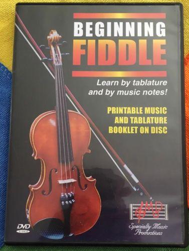 Beginning Fiddle Dvd