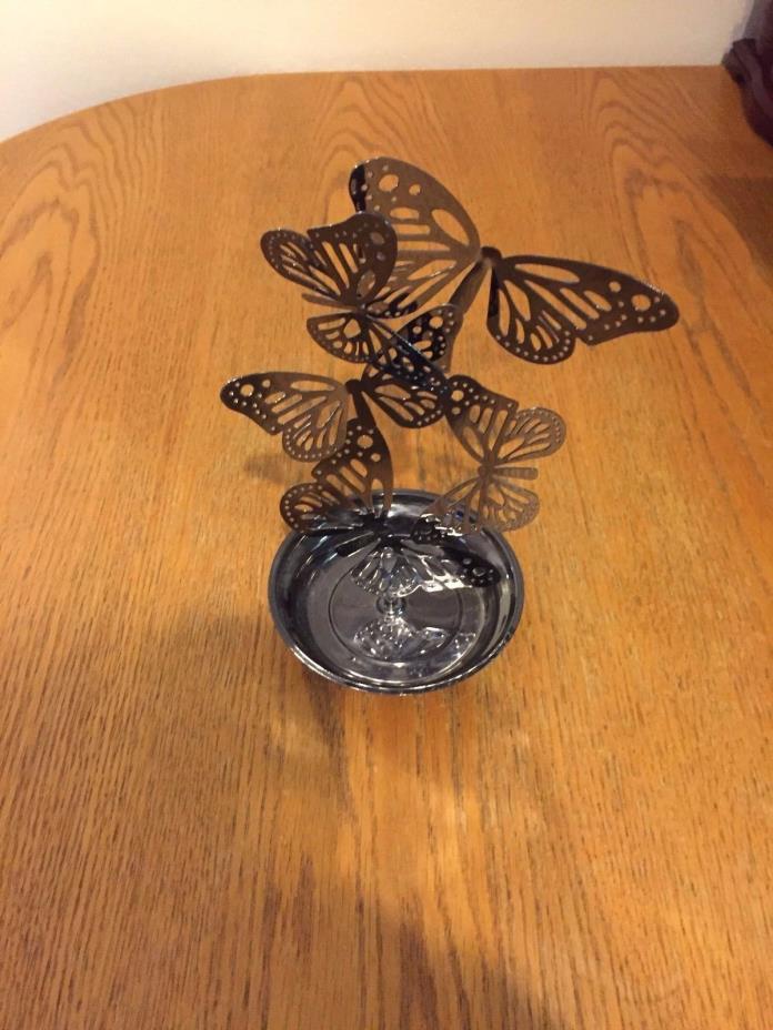 Butterfly Decorative Jewlery Tray