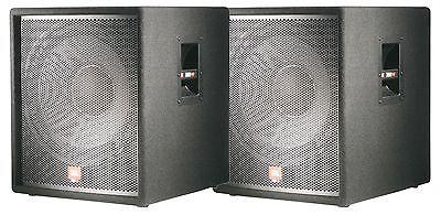 JBL JRX118SP Powered 18