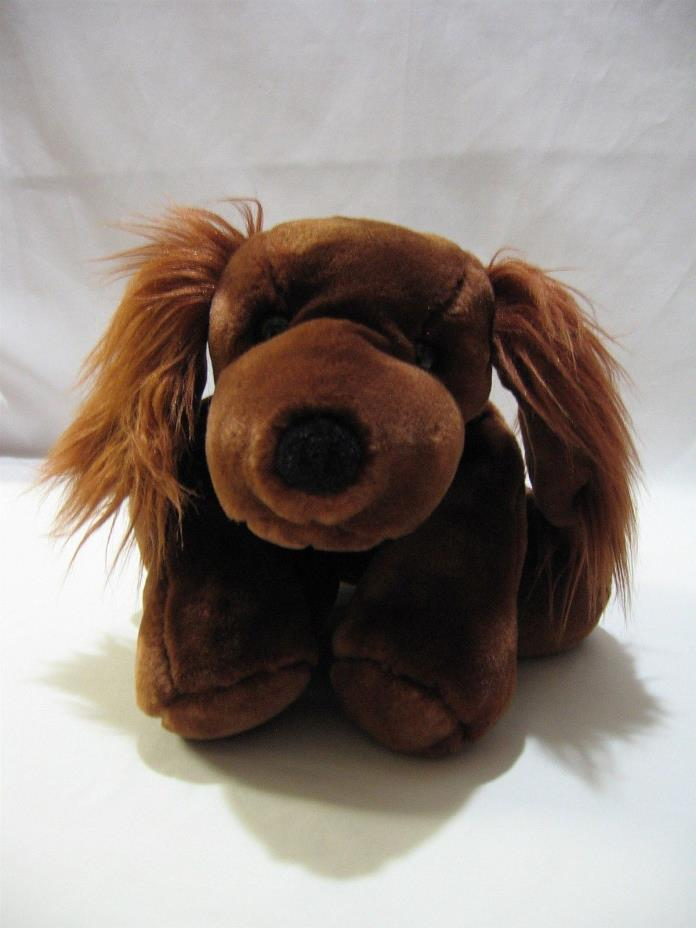 Animal Alley Dog Brown Plush Stuffed Toy 11