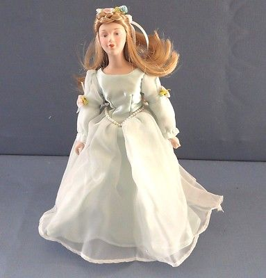CINDERELLA  FAIRY TALE  DOLL from AVON COLLECTION a COLLECTORS CHOICE  NIB