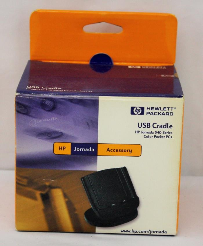 HP Hewlett Packard USB Cradle for Jornada 540 Series Color Pocket PCs ~ NEW
