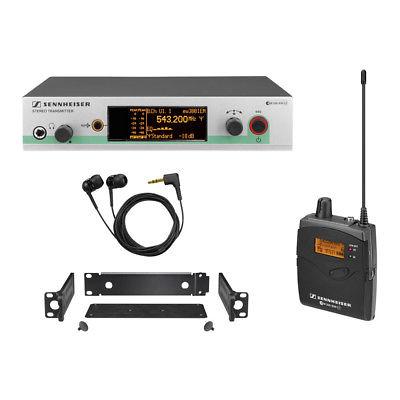 Sennheiser EW300IEM EW300 IEM G3 In Ear Monitor G-Band