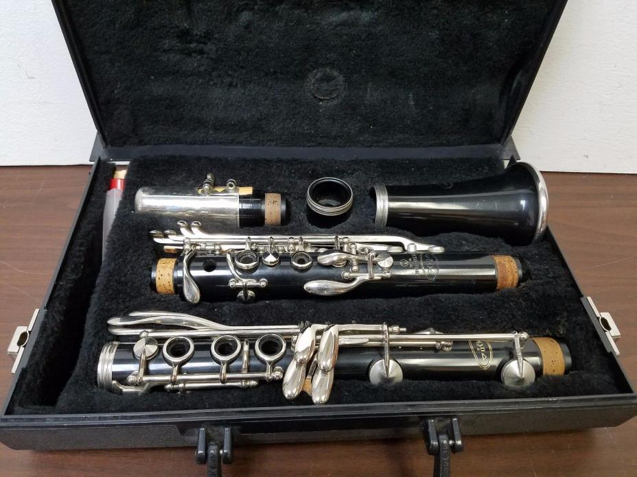Vito Resotone Clarinet w/Case
