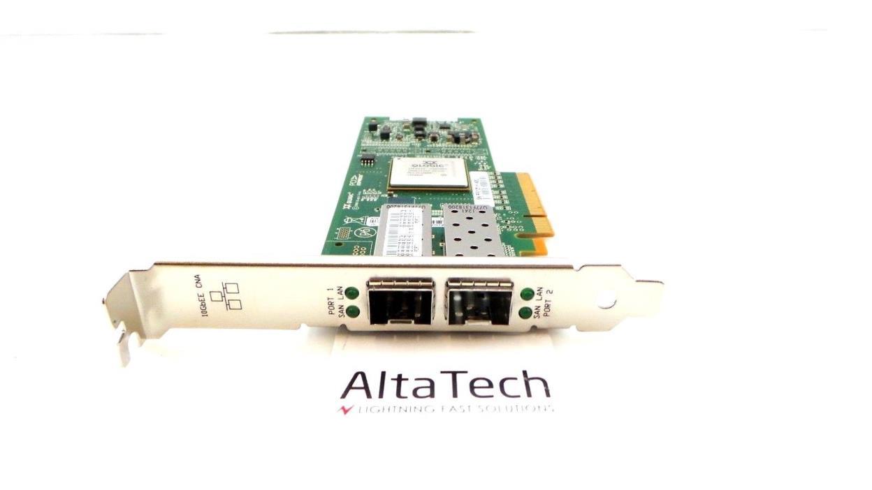 IBM 00Y3274 / 00Y3275 QLogic QLE8142 10GB Dual Port CNA Network Card - Tested