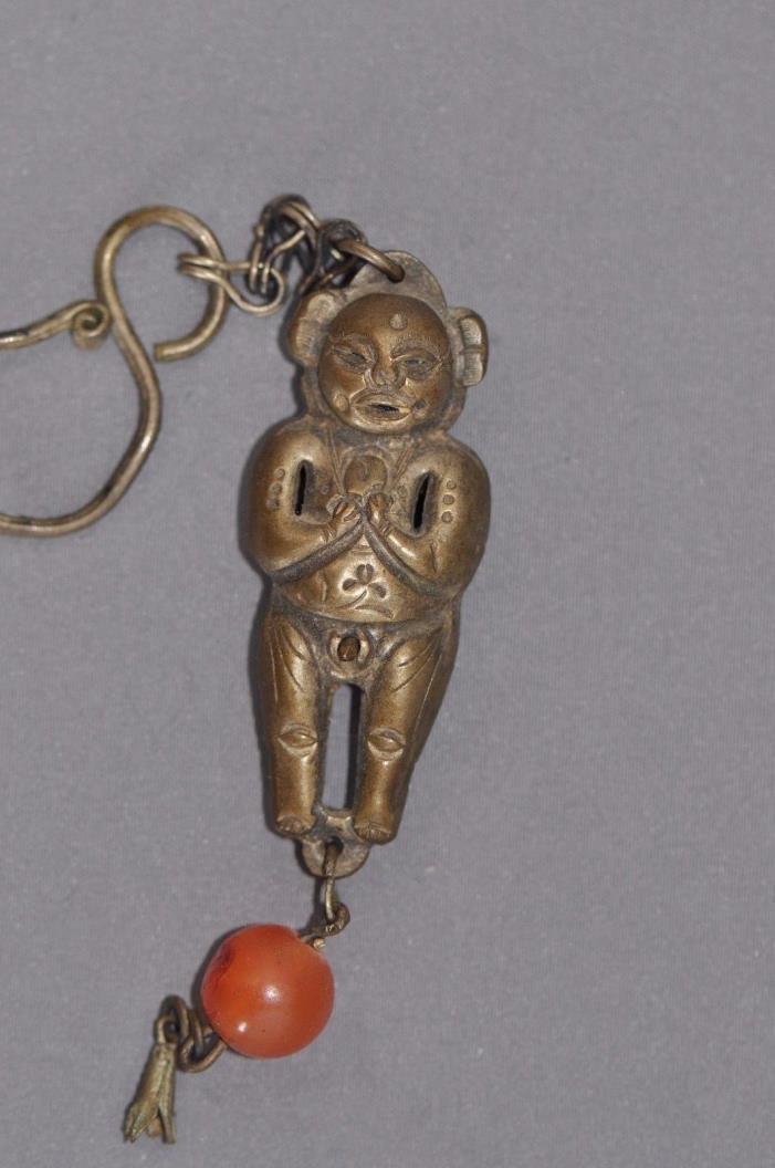 Vintage Kabyle Jewelry - pendant