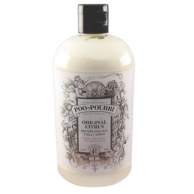 16oz Refill Size POO-POURRI Original Essential Oil Bathroom Deodorizer PooPourri