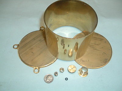 Model Hit and miss Gas engine Brass Fuel Tank Kit 3