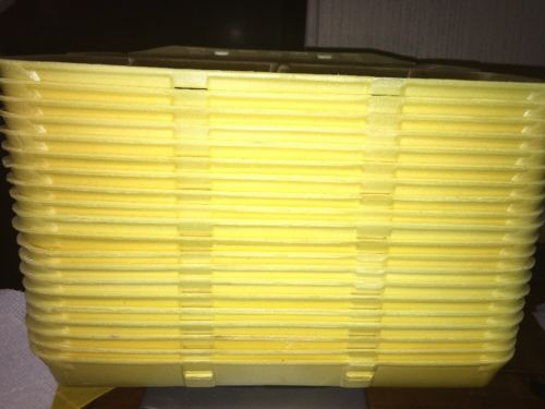 New Extra Large Styrofoam Egg Cartons Lot Of 20 CHEAP!