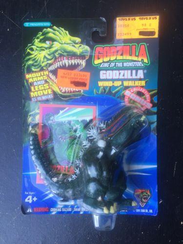 NEW GODZILLA King of the Monsters WIND UP Godzilla 4