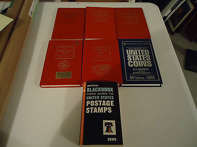 GUIDE BOOKS OF UNITED STATES COINS