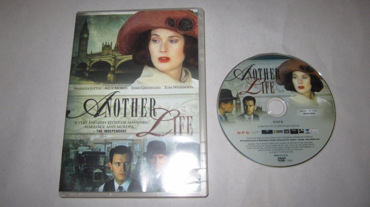 Another Life (2001, DVD) Natasha Little