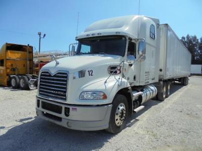 2014 Mack CXU613 - Pinnacle Series - Unit# EM038347 Truck Tractors
