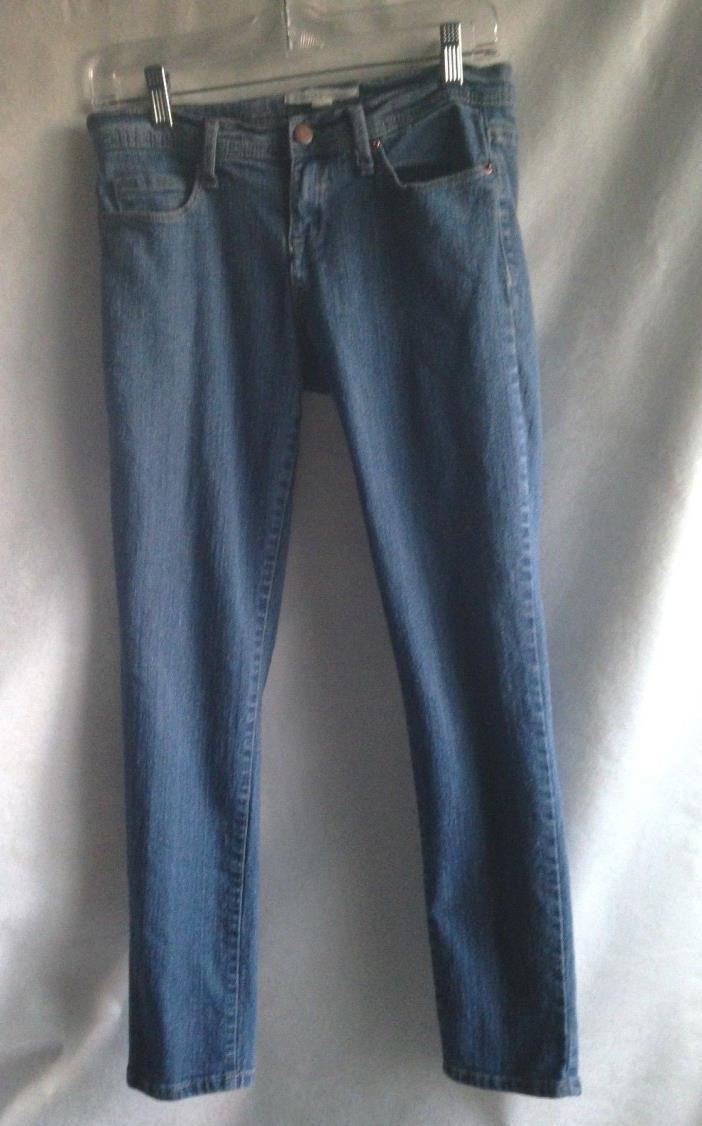 FOREVER  21 Leggings Denim Skinny Leg Stretch Jean Size 28