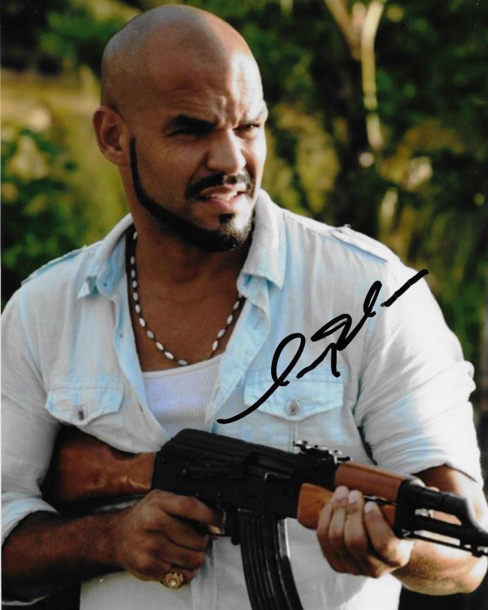 Amaury Nolasco Autographed 8x10 Photo (Reproduction)