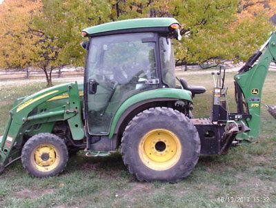 2009 John Deere 3720 Utility Tractors