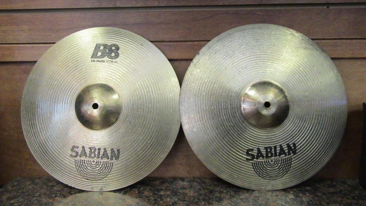 Sabian B8 14