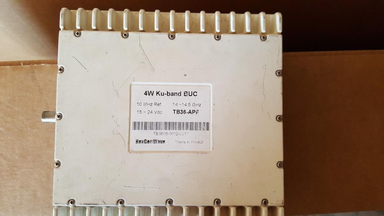 4W Buc Model TB36-APF