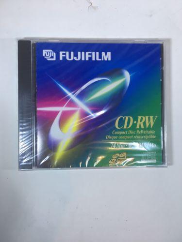 Fujifilm CD-RW 3 Pack 74 Min-650 MB/MO FREE SHIPPING