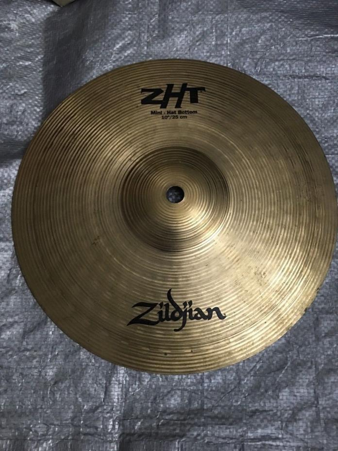 Zildjian ZHT Mini Hat Botom 10