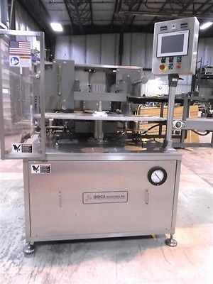 Orics Model VGF R20 Vacuum Bowl Sealer Gas Flush