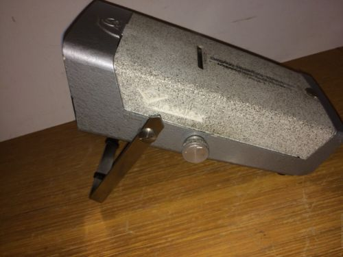 ViewLex Previewer Jr. Table Top 35mm  Slide Viewer Chicago Board Of Education