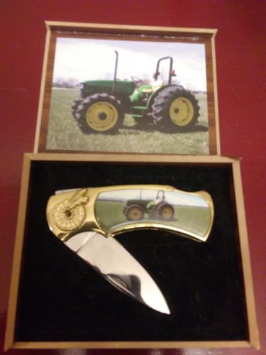 John Deere knife