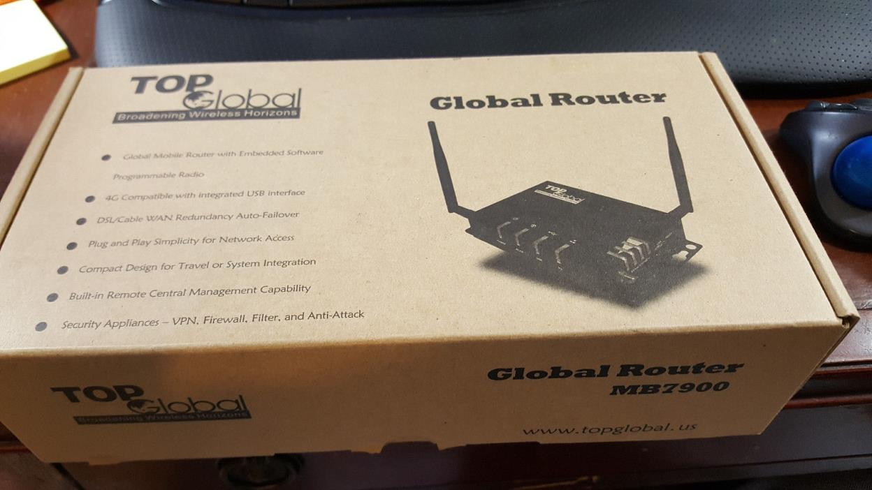 Global Router MB7900 3G
