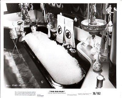 Big Bus, The 8x10 Black & white movie photo #23