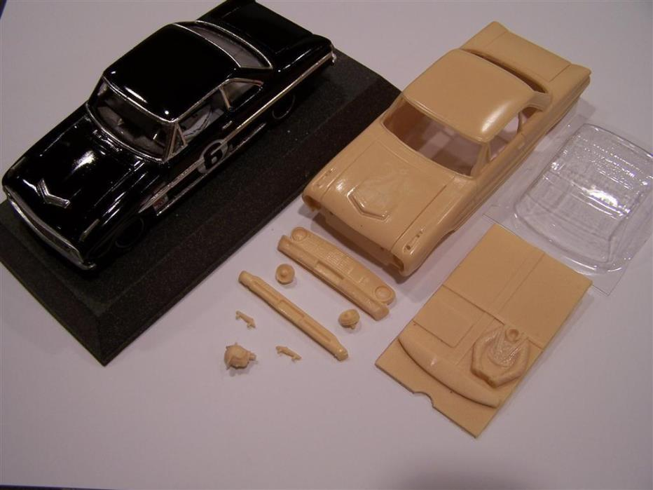 1/32 Scale Resin 1963 Ford Falcon Slot Car Kit