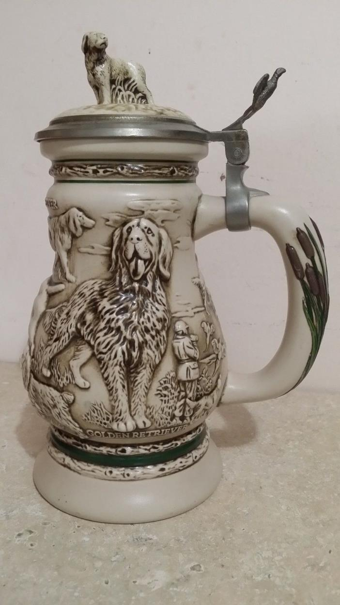 Great Dogs of the Outdoors Avon Stein NIB