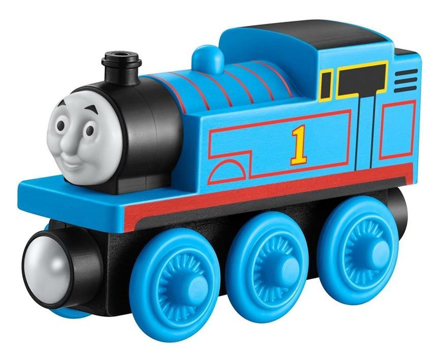 Fisher-Price Thomas & Friends Wooden Railway Thomas NWOB