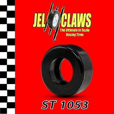 ST 1053 1/32 Scale Slot Car Racing Tires (rears) fits SCX AAR Cuda Wheels