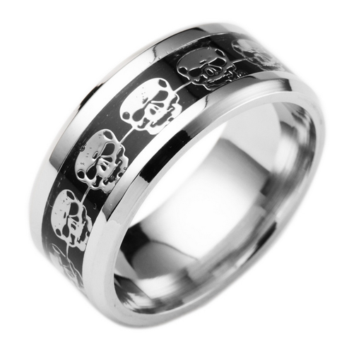 Titanium Steel Skeleton Band (11)