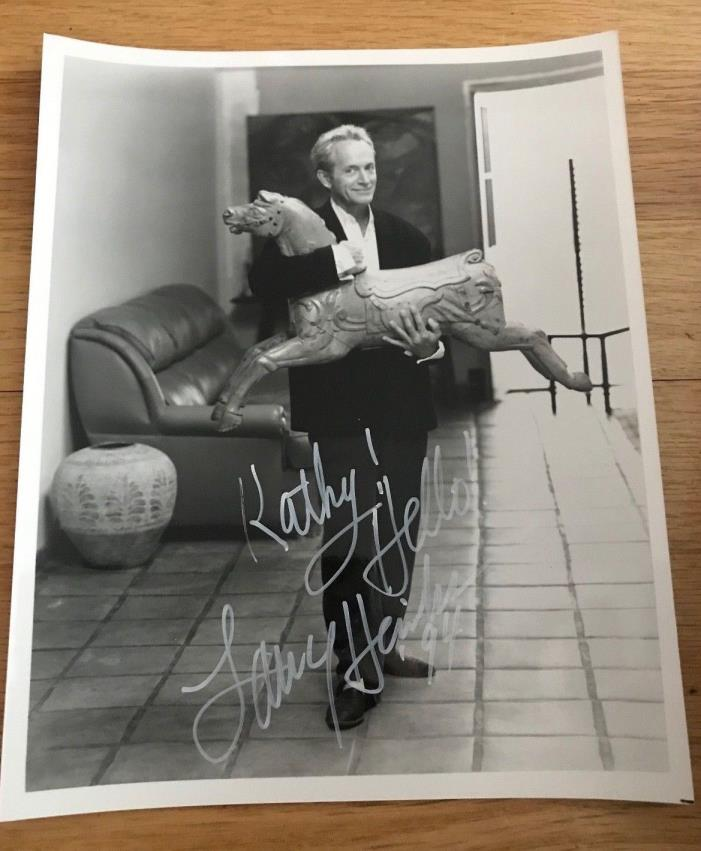 LANCE HENRIKSEN Authentic Hand Signed Autographed 8 x 10