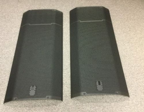2 JBL PRX 635 Speaker Grills New Old Stock