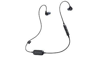 Open Box Shure Bluetooth Enabled Black SE112 Sound Isolating Earphones OSHU218+